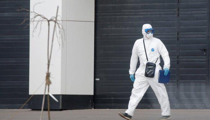 Covid-19: Stavropoles galvenā infektoloģe slēpusi ceļojumu un slima apmeklējusi darbu