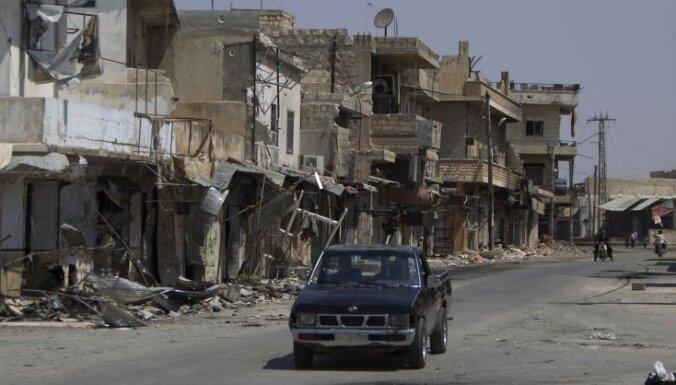 Россиян из Сирии эвакуируют самолетами через Бейрут