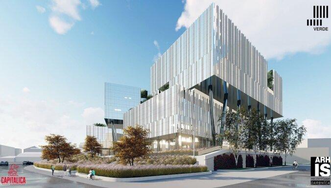 Девелопер прекратил договор о строительстве офисного комплекса в Риге за 48 млн евро