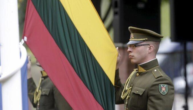 Кабмин: в связи с инцидентом в Минске Литва оказалась в центре внимания мировых СМИ