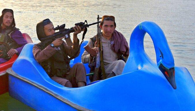 ASV cildina pašu aizvadītās sarunas ar 'Taliban'