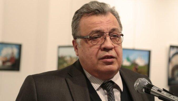 Посол России в Турции скончался в результате вооруженного нападения