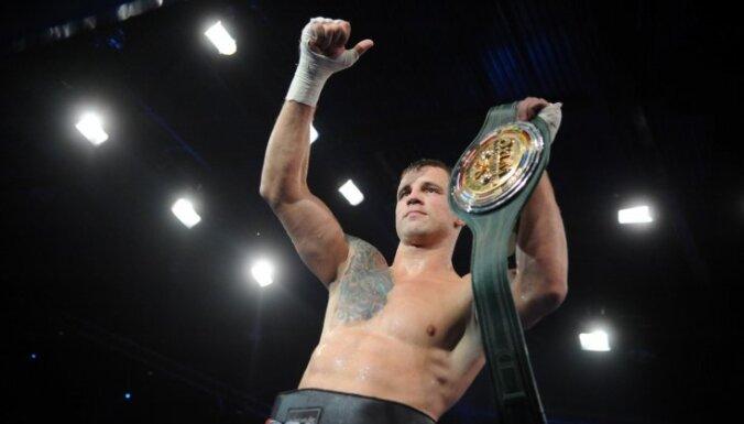 Бриедис в Лиепае отстоял титул чемпиона мира по версии IBA