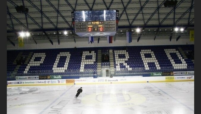 Slovāki atļauj Popradas 'Lev' iesaistīties KHL čempionātā