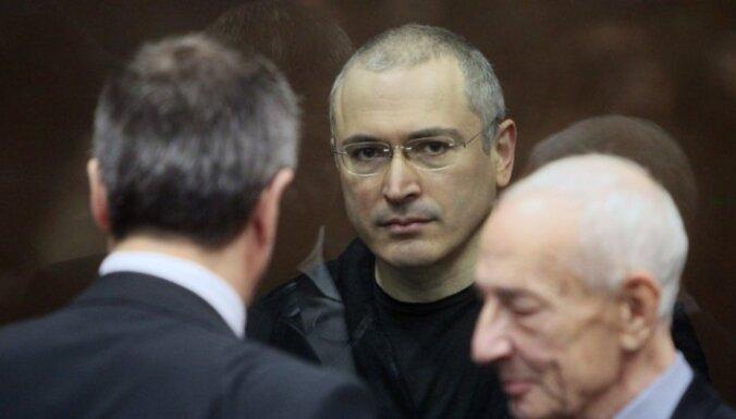 Ходорковский: избрание Путина президентом ударит по бизнесу, граждане от него тоже устали