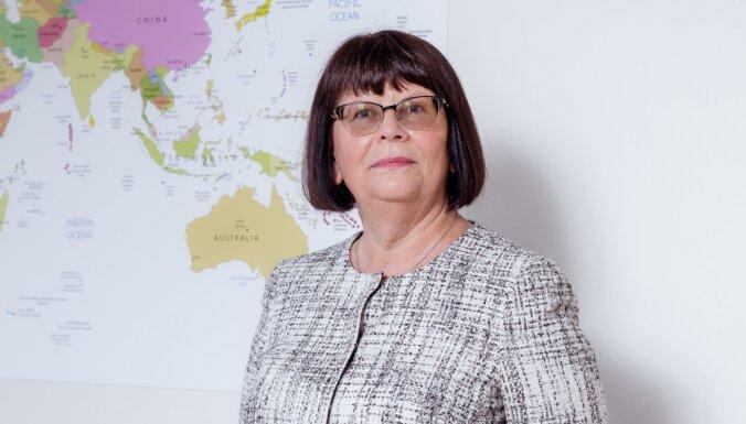 Anna Medne: Sociālo iemaksu samazinājums par 1% ir nenopietna attieksme