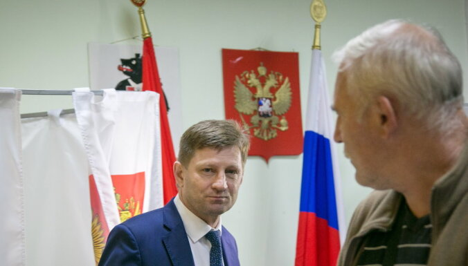 Губернатор Хабаровского края Сергей Фургал задержан по подозрению в убийствах предпринимателей