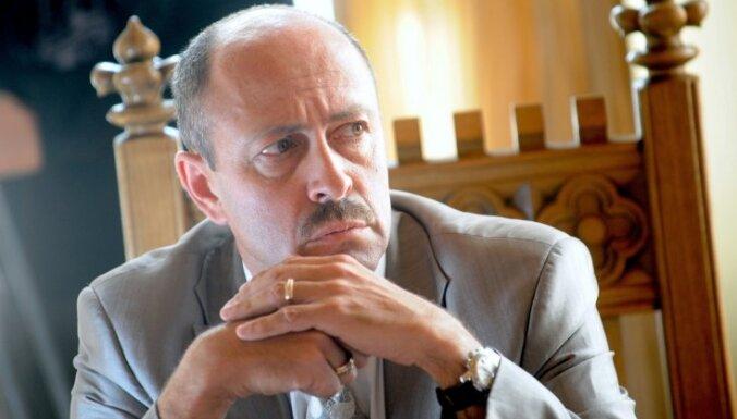 Новым вице-мэром Риги стал Олег Буров