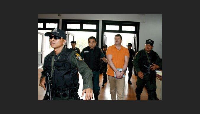 В Таиланде арестовали Виктора Бута