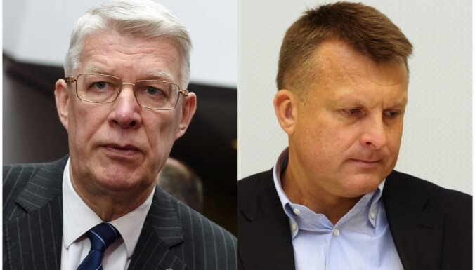 Затлерс: Шлесерс знал, что его прослушивают в Rīdzene— у него был информатор в БПБК