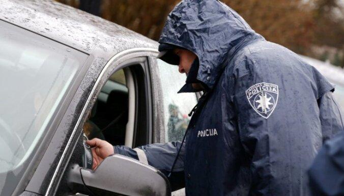 Задержан военнослужащий НВС Латвии в стадии сильного алкогольного опьянения
