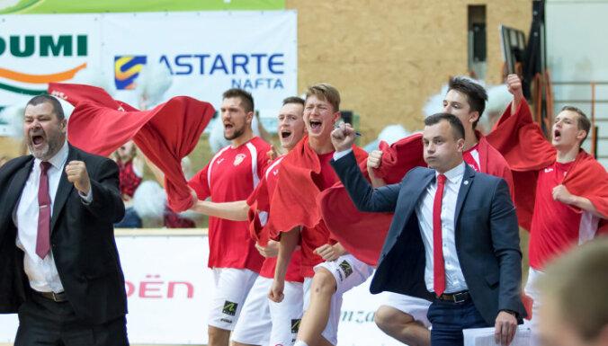 'Jēkabpils' basketbolisti tiek pie pirmās uzvaras šosezon