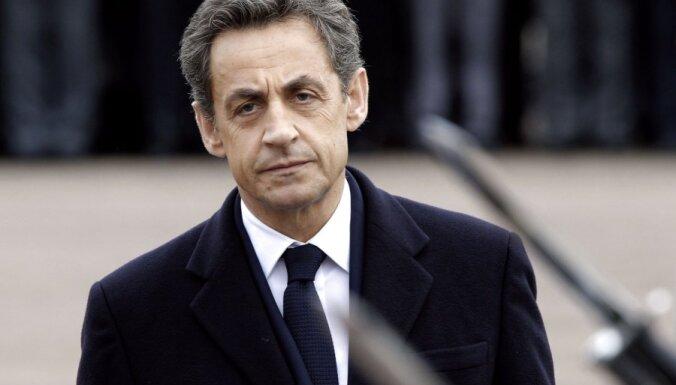 Экс-президент Франции Николя Саркози признан виновным в коррупции