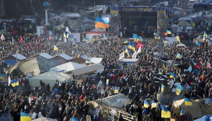 """Оппозиция Украины призвала создавать """"ополчение"""" и освободить Тимошенко"""