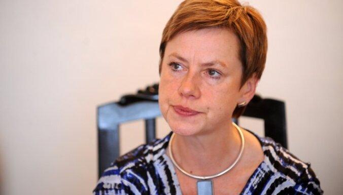 Элерте останется в политике, но планов не раскрывает