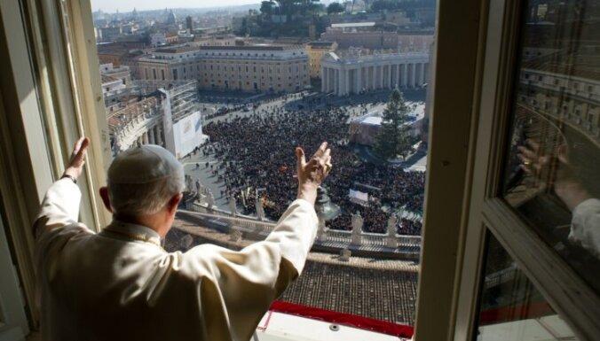 Уходящий Папа Римский призвал к обновлению церкви