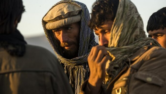 Afganistānas ciems draud uzbrukt Turkmenistānai