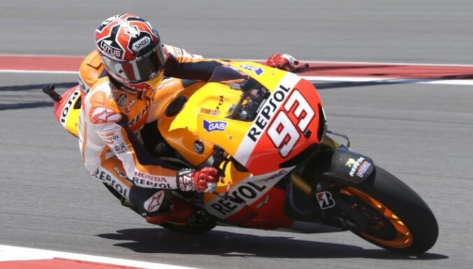 Молодой испанский чемпион установил рекорд в MotoGP