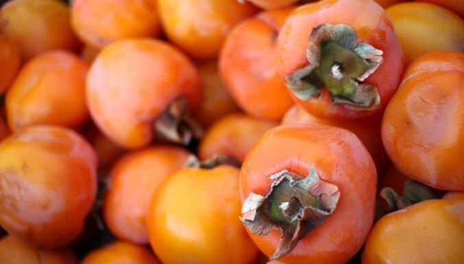 Aizjūras gardums – hurma. Kāpēc ēst, bet ievērot samērību