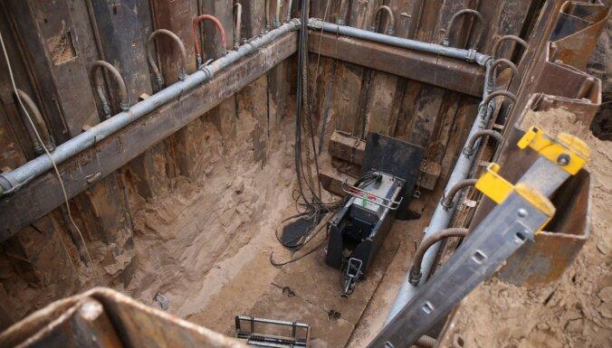 Parakstīts būvniecības līgums par ūdensvada un kanalizācijas tīklu paplašināšanu Berģos
