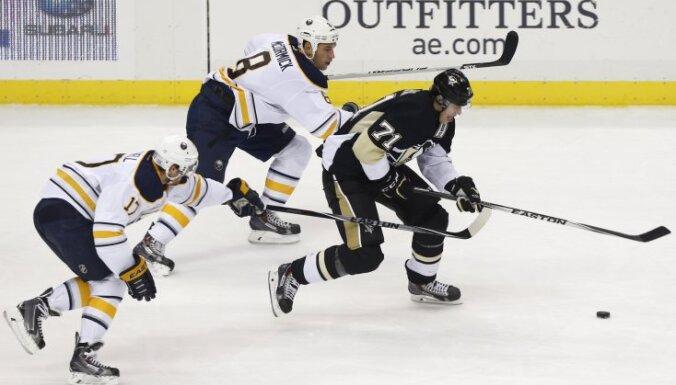 Малкин травмировался и не примет участия в Матче звезд НХЛ