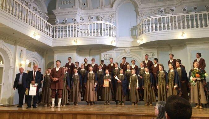 Koris 'Balsis' un Ints Teterovskis aicina uz Ziemassvētku koncertiem
