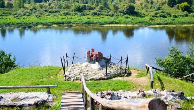 Daugavpils novada senie pilskalni, kurus vērts apskatīt