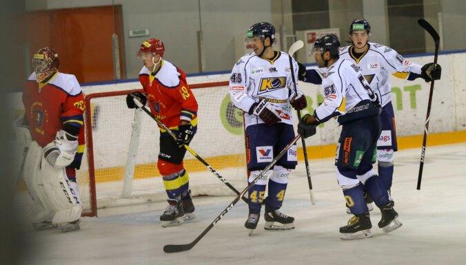 'Kurbads' otrajā tikšanās reizē revanšējas Baltkrievijas klubam 'Lida'