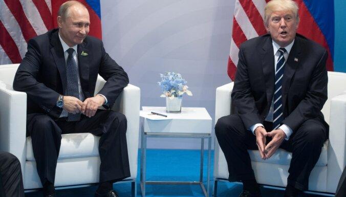 США: встреча Путина и Трампа состоится только после возвращения Украине моряков