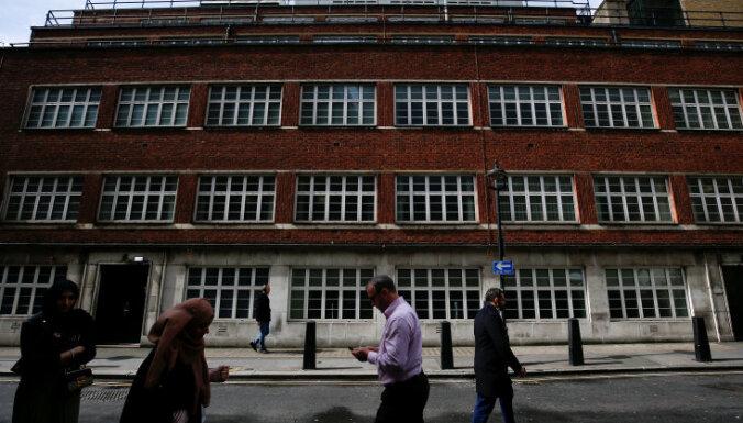 Неприметный дом в Лондоне оказался шпионской базой