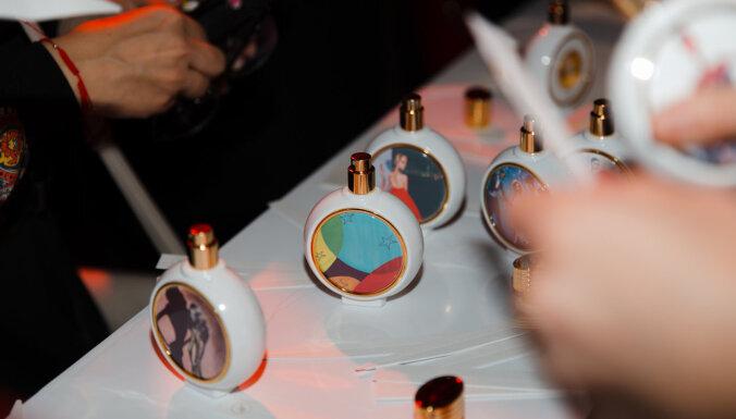 В Риге прошла презентация нового французского бренда высокой парфюмерии HFC Paris