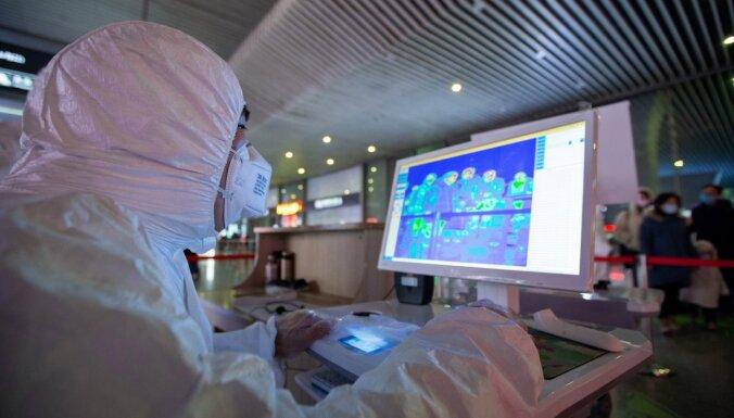 В Китае зафиксированы еще 38 смертей от коронавируса