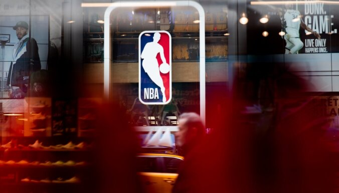 NBA paziņo par sarunu uzsākšanu ar 'Walt Disney World'