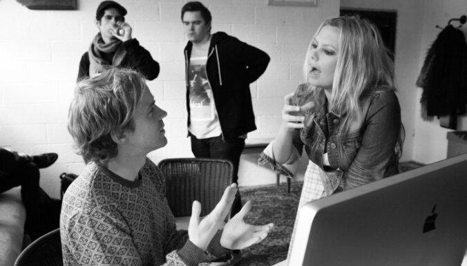 Foto: Kā top jaunais Lindas Leen albums 'Digital Church'