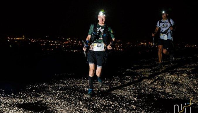 No avantūras par dzīvesveidu. Kā ultramaratonists Ainārs Brālītis gatavojas skrējienam Itālijā