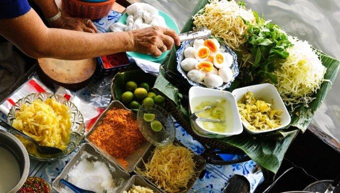 Iepazīsti atvaļinājuma galamērķa nacionālo virtuvi – ēdieni, kurus baudīt Horvātijā, Spānijā, Turcijā un citur