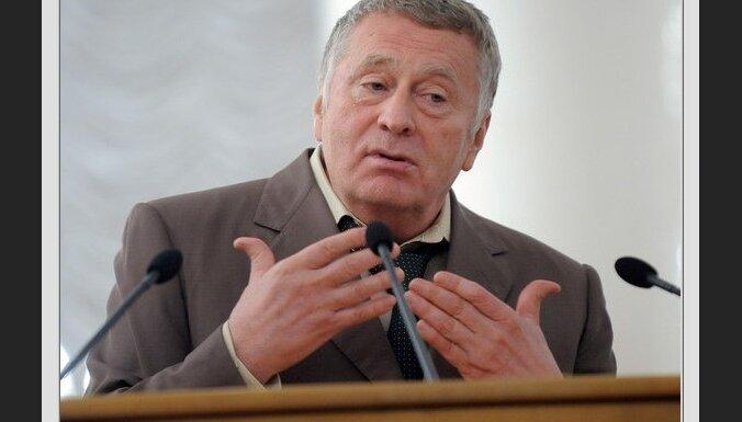 """Жириновского могут исключить из """"черного списка"""""""