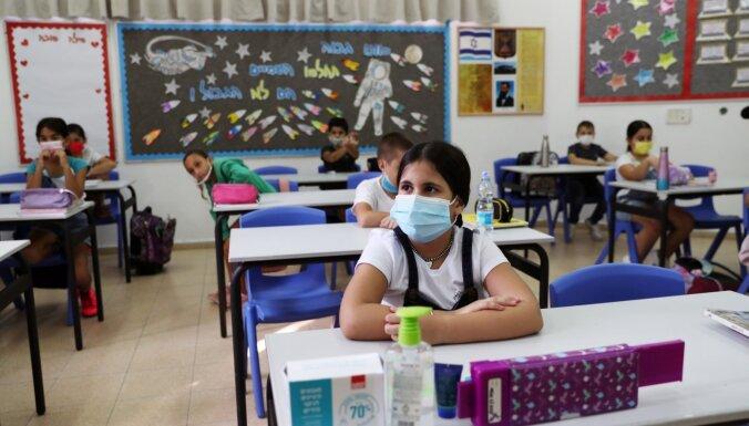 Со следующей недели очное обучение разрешено проводить в школах 31 самоуправления