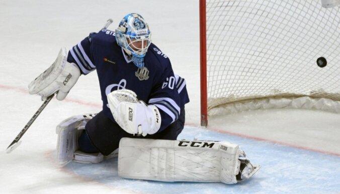 Maskavas 'Dinamo' bez traumētā Karsuma gūst ceturto uzvaru pēc kārtas