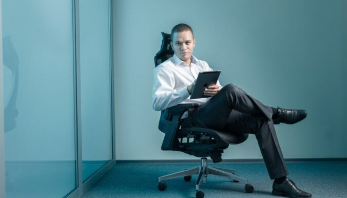 'ZoomCharts' vadītājs Jānis Volbergs: 'Dati ir mūsdienu valūta'