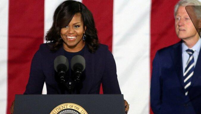 Мишель Обама: я не пойду на выборы из-за детей