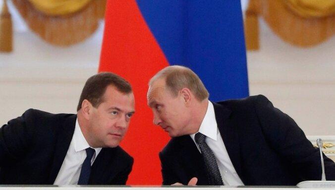 Пожизненное сенаторство: запасной вариант для Путина или отвлекающий маневр?
