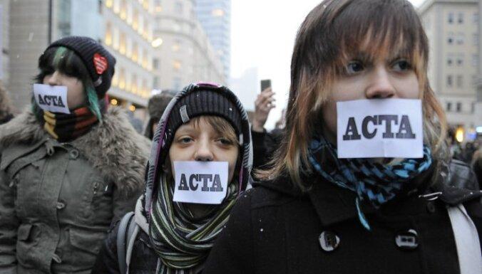 Болгария не стала ратифицировать соглашение ACTA