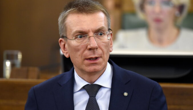 Ринкевич призвал Белоруссию соблюдать требования безопасности при строительстве Островецкой АЭС