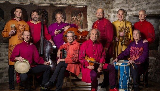 Senās mūzikas ansamblis 'Hortus Musicus' aicina uz koncertu 'Ziemassvētki Venēcijā'