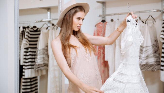 Skati dāmu no cepures jeb Pazīmes, kas nodod nekvalitatīvu apģērbu