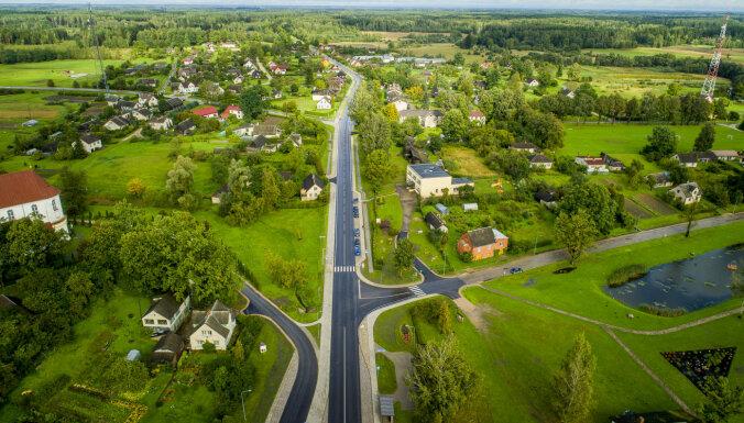 Saeimas komisija atbalsta papildu līdz 100 miljonu eiro piešķiršanu autoceļu atjaunošanas projektiem