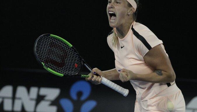 """""""Прогоните чайку с корта"""". Стоны белорусской теннисистки стали предметом насмешек"""