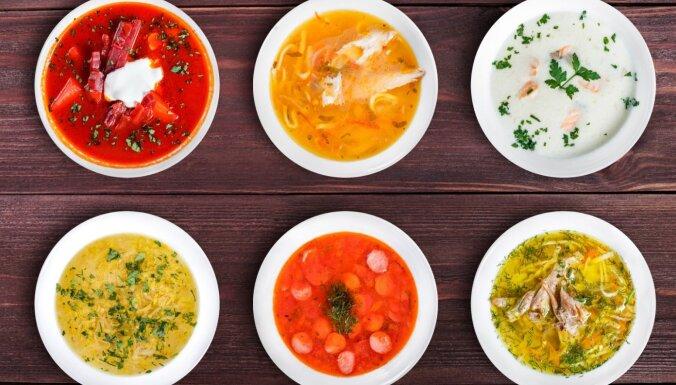 Mamma zina vislabāk jeb 24 zupu receptes atskurbinošai realitātei