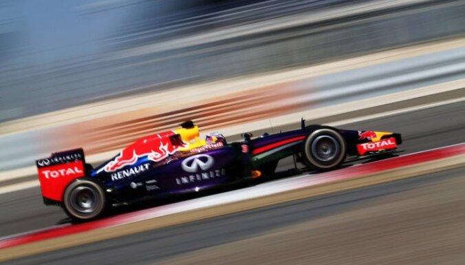 F-1 čempioni 'Red Bull' joprojām mokās ar tehniskām problēmām
